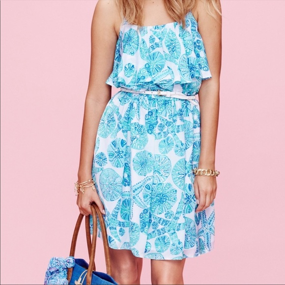 Lilly Pulitzer For Target Sea Urchin Flounce sizeM